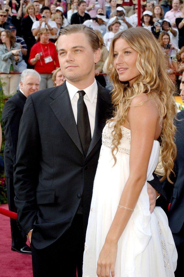 Avec Leonardo DiCaprio
