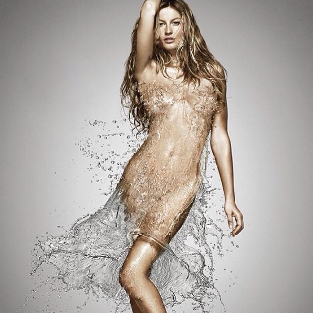 La robe d'eau