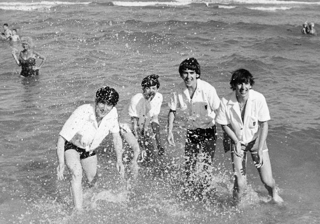 Les Beatles, Miami, 1964