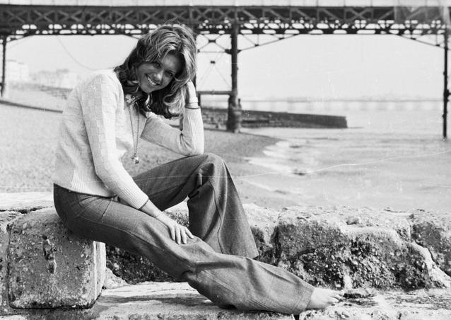 Olivia Newton-John, Brighton, 1974