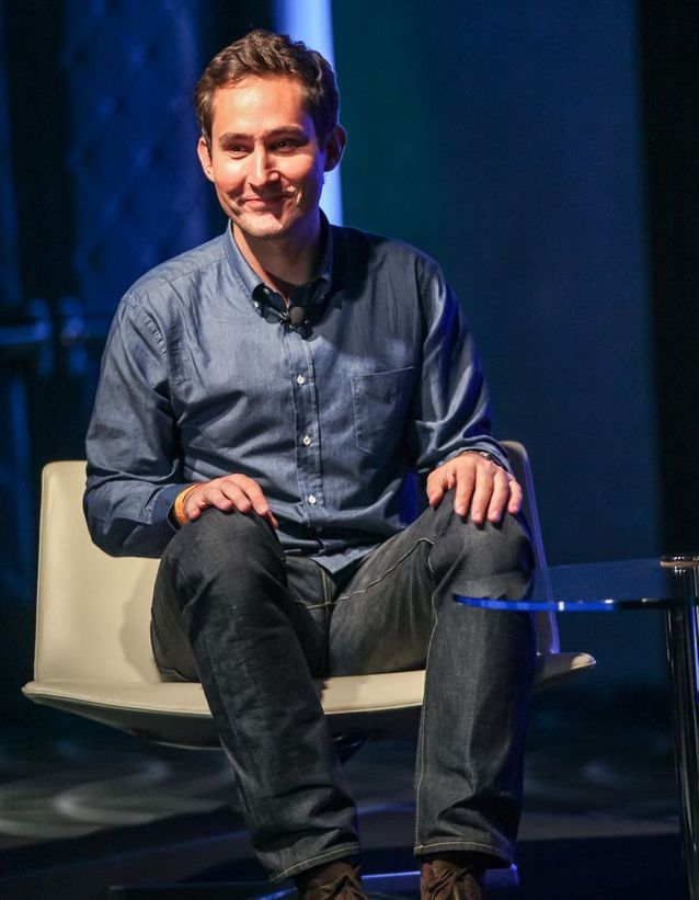 Kevin Systrom, le CEO d'Instagram