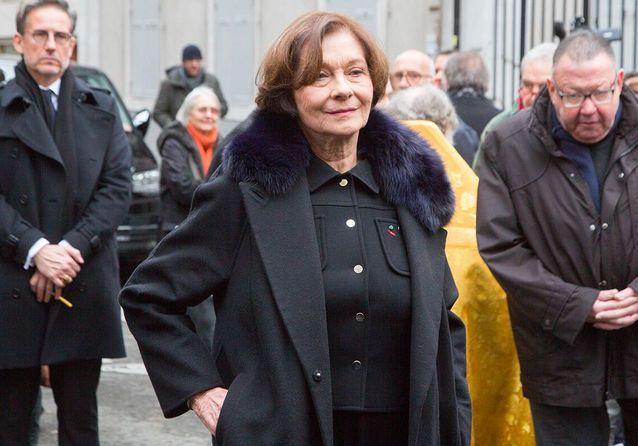 Macha Méril, Brigitte Macron : les adieux à Michel Legrand