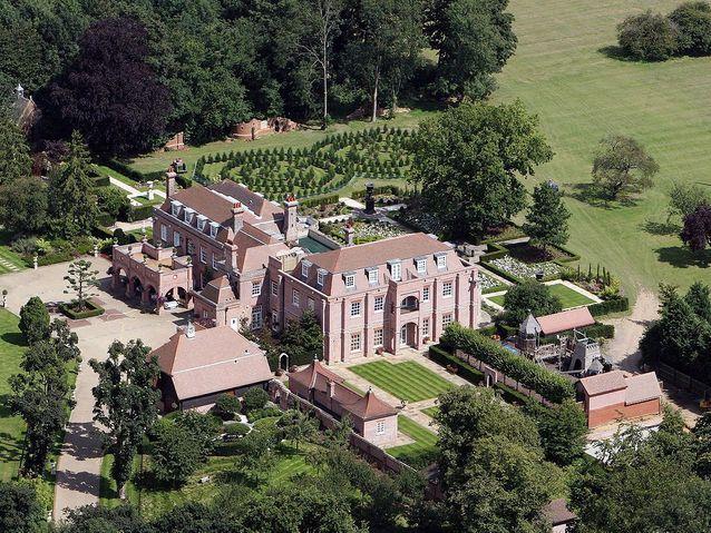 Beckhingam Palace