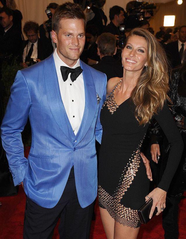 Gisele Bundchen et Tom Brady!
