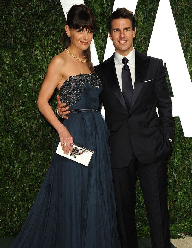 Katie Holmes et Tom Cruise!