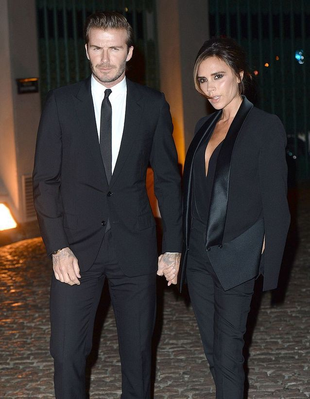 La famille Beckham!