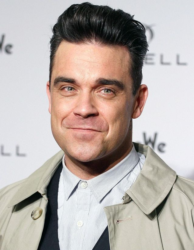 Robbie Williams !