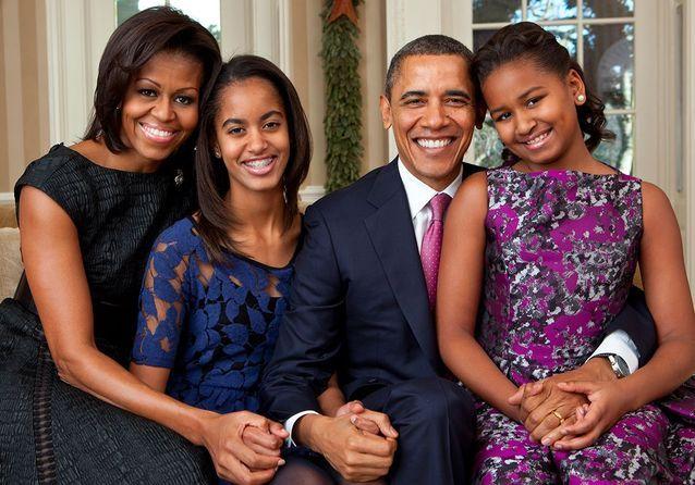 Malia et Sasha Obama, deux ados à la Maison-Blanche