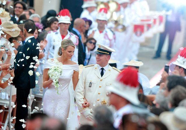 Mariage royal : Albert et Charlène de Monaco, les larmes d'une princesse