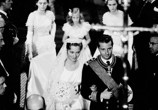 Mariage royal : Albert II de Belgique et la princesse Paola Ruffo di Calabria, les infidèles
