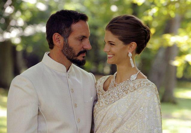 Mariage royal : Kendra Spears et le prince Rahim, la supermodèle et le prince persan