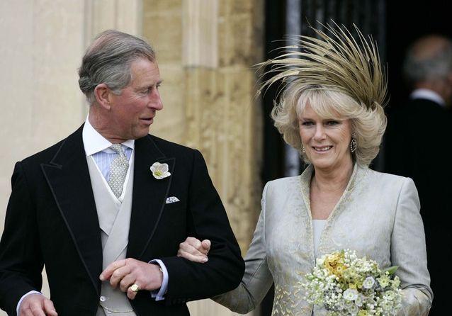 Mariage royal : le prince Charles et Camilla Parker Bowles, les amants terribles