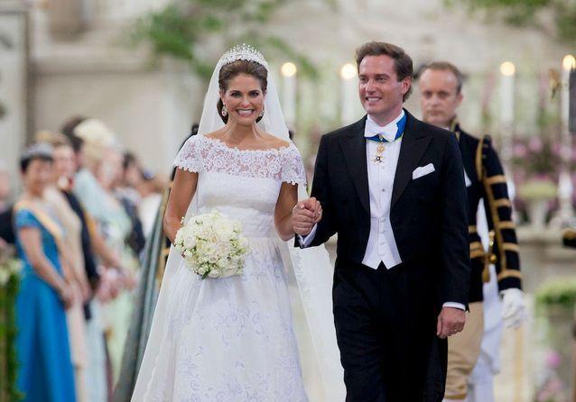 Mariage royal : Madeleine de Suède et Christopher O'Neill, les affranchis