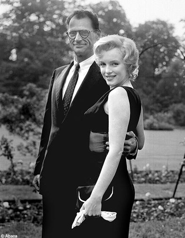 Marilyn Monroe et Arthur Miller, 1960