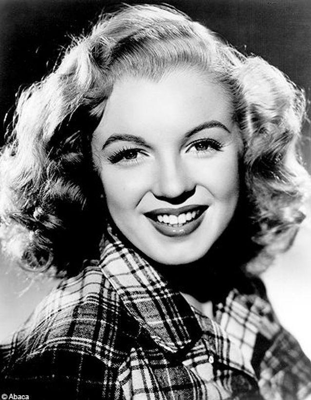 Marilyn Monroe jeune