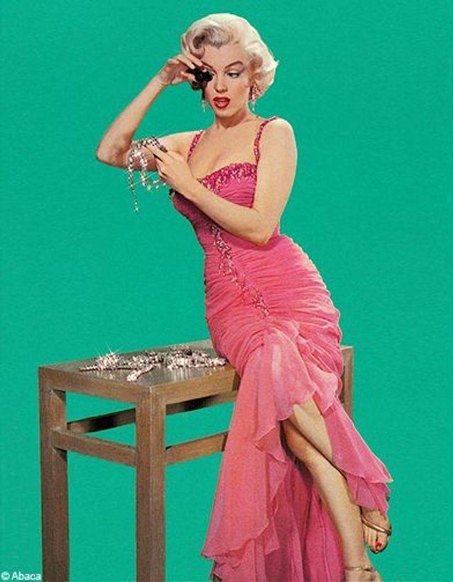 """Photo extraite de """"Les hommes préfèrent les blondes"""", 1953"""