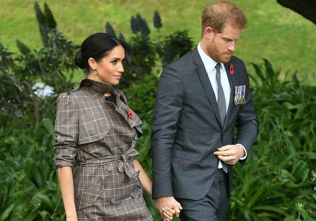Meghan Markle et le Prince Harry : accueil traditionnel chaleureux en Nouvelle-Zélande