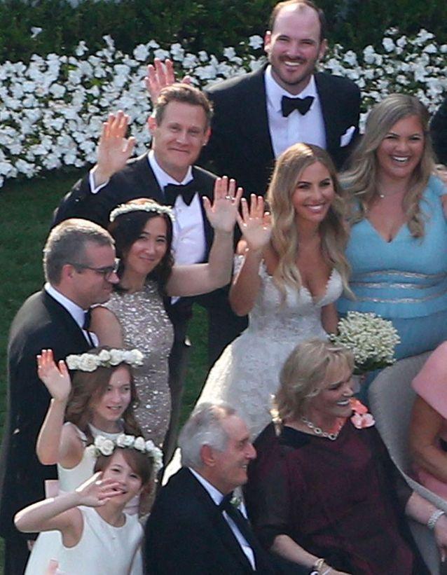 Trevor Engelson, l'ex-mari de Meghan Markle, s'est marié ce week-end