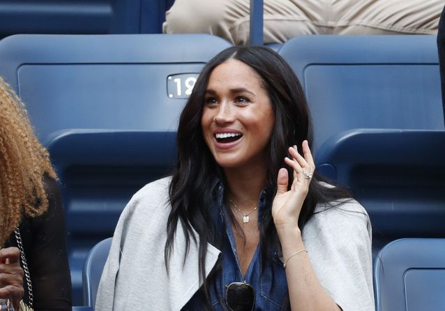 Meghan Markle : soutien sans faille de Serena Williams à l'US Open