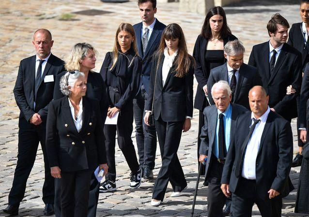 Mort de Jean-Paul Belmondo : l'hommage national en images
