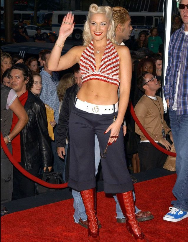 Gwen Stefani en 2001