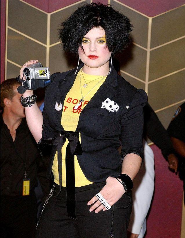 Kelly Osbourne en 2002