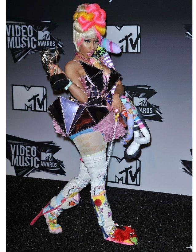Nicki Minaj en 2011
