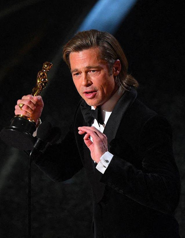Le discours de Brad Pitt