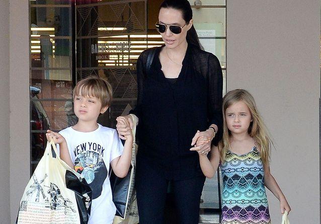 Knox et Vivienne Jolie-Pitt: comme ils ont grandi!