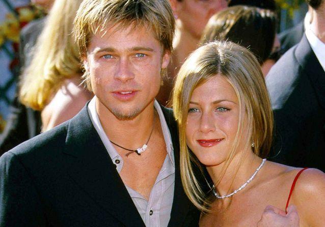 PHOTOS Brad Pitt invité aux 50 ans de Jennifer Aniston, les retrouvailles !