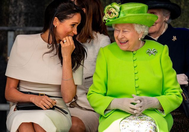 Pourquoi la reine d'Angleterre adore-t-elle Meghan Markle ?