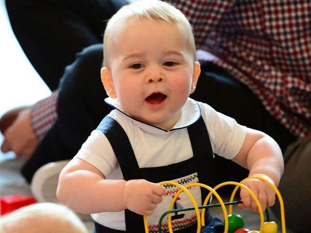 Prince George: les meilleurs gifsde son voyage en Australie et Nouvelle-Zélande!
