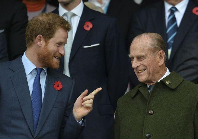Prince Harry : sa relation privilégiée avec le prince Philip