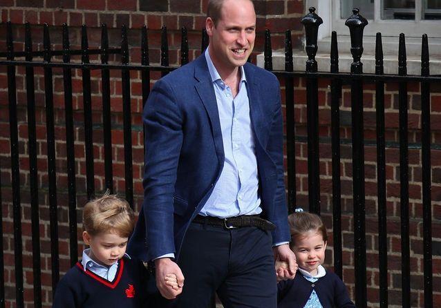 Prince William : l'évolution du petit garçon modèle au père de famille