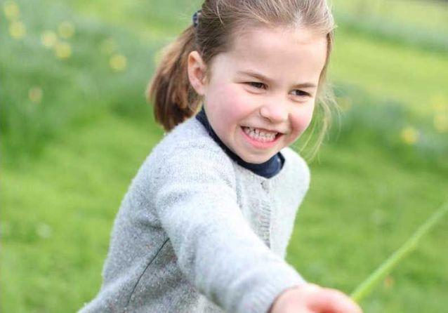 Princesse Charlotte : de nouvelles photos d'elle dévoilées pour son anniversaire !