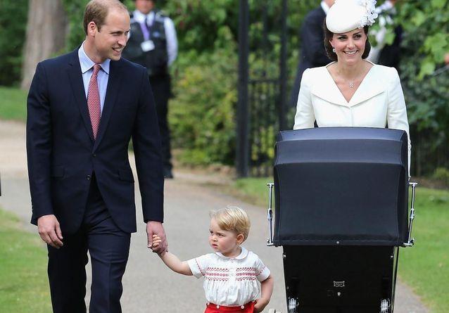 Princesse Charlotte : les plus belles photos de son baptême