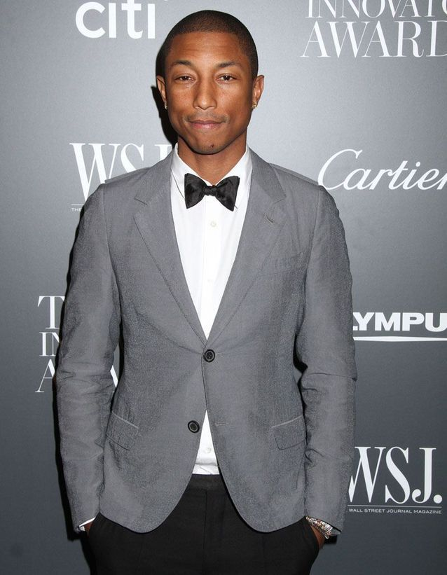 L'artiste Pharrell Williams