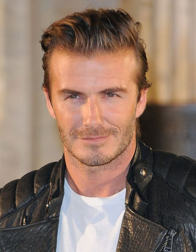 L'ex-footballeur David Beckham