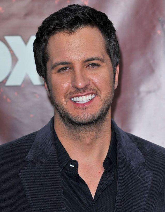 Le chanteur de country, Luke Bryan