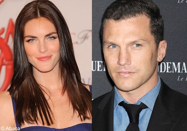 Hilary Rhoda et Sean Avery