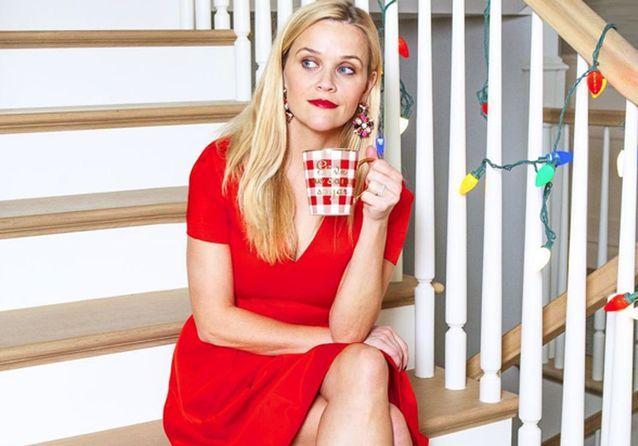 Reese Witherspoon: l'autoportrait Instagram d'une happy mama!