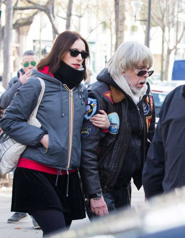 Renaud et sa fille Lolita