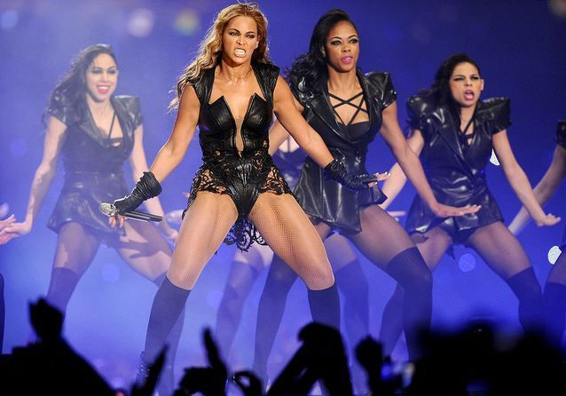 Revivez le show de Beyoncé et des Destiny's Child au Super Bowl !