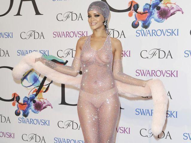 Rihanna, une star sublime et sans pudeur!