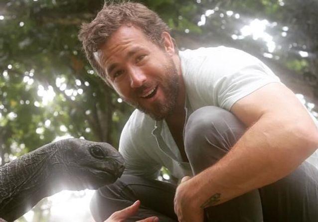 Ryan Reynolds : son autoportrait Instagram