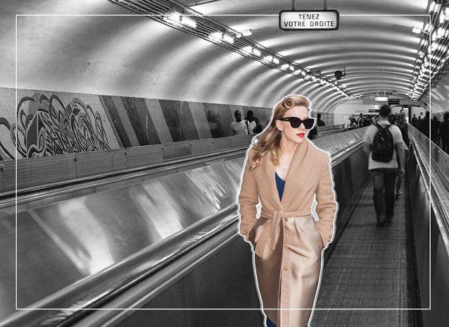 Scarlett Johansson: nos conseils de survie à Paris