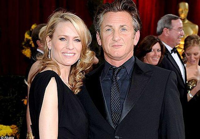 Sean Penn et Robin Wright : je t'aime moi non plus