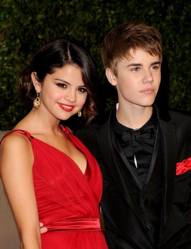 Avec Selena Gomez en 2011, les débuts d'un couple star
