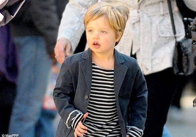 Shiloh Jolie-Pitt : l'anti-babystar