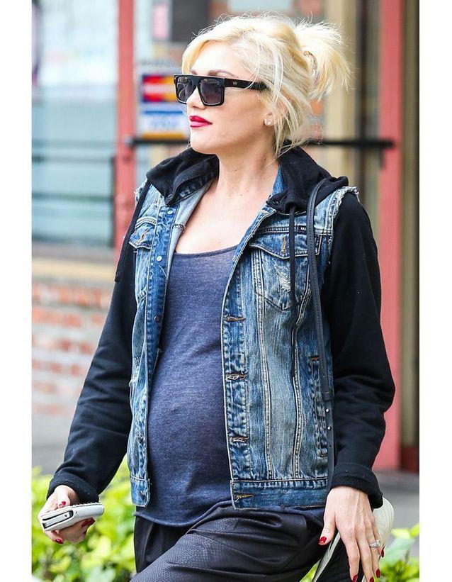 Gwen Stefani enceinte